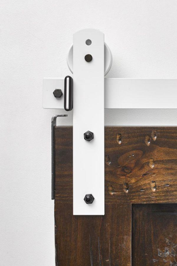 Ultra Modern Barn Door Hardware
