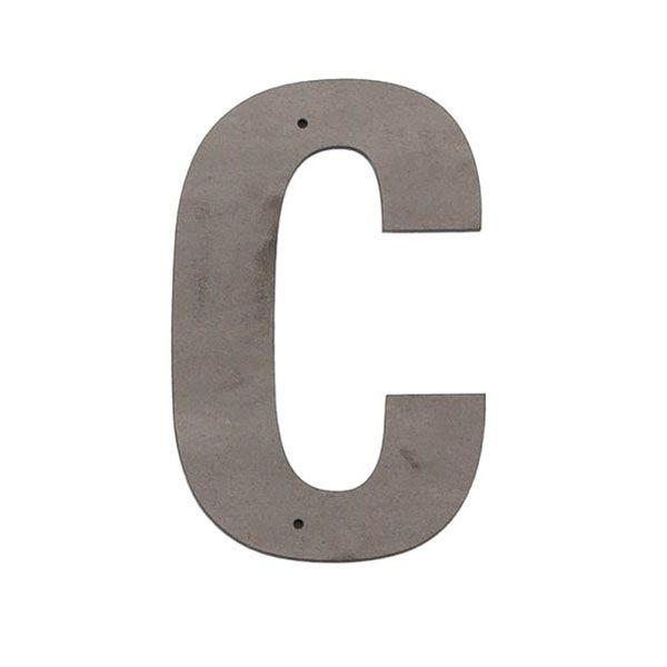 C Outdoor Letter