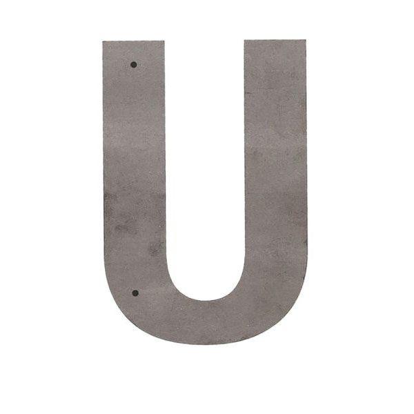 U Outdoor Letter