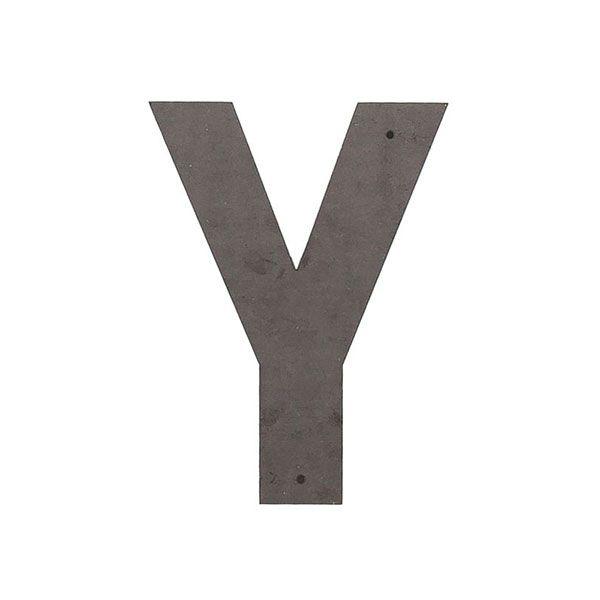 Y Outdoor Letter