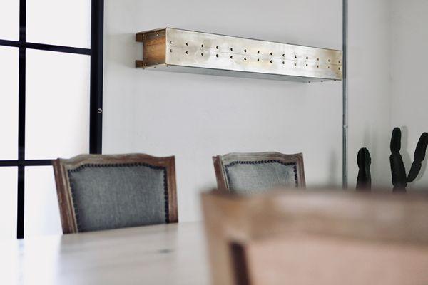Coho Fireplace Mantel