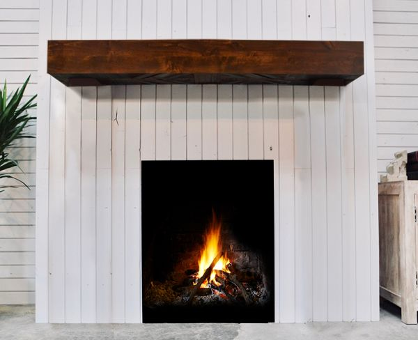 Cherokee Fireplace Mantel