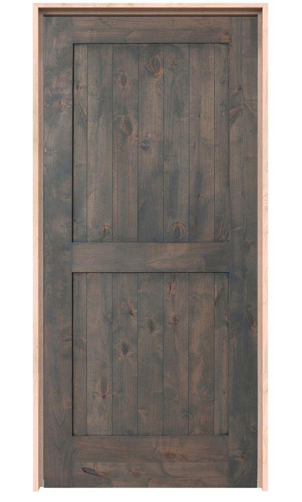 Two Panel Door Interior Door