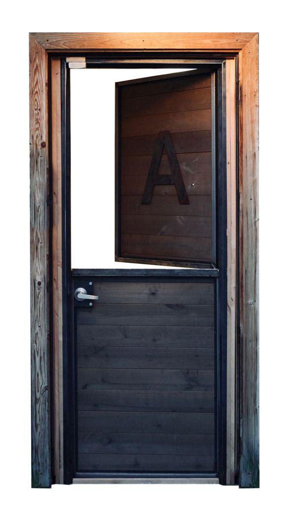 Dutch Modern Door