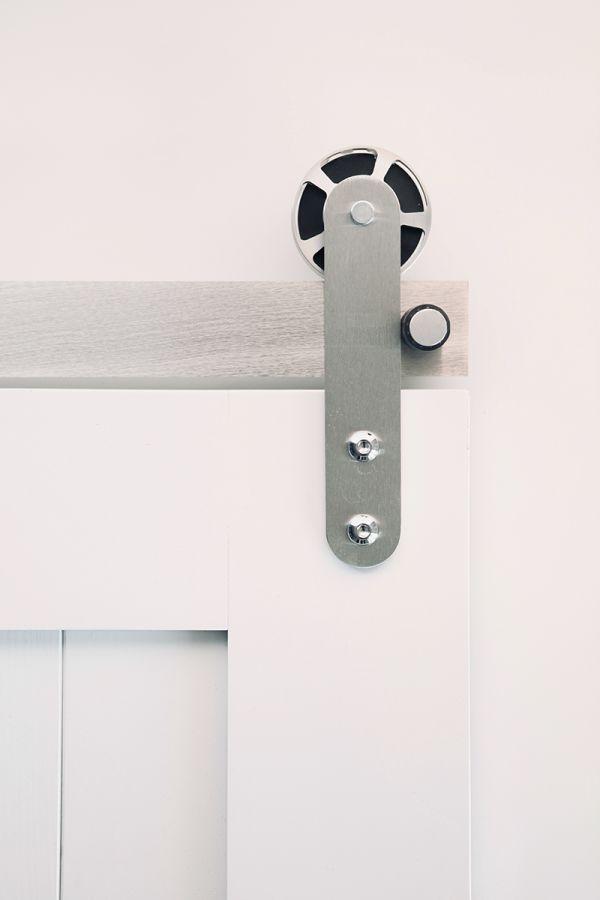 Top Level Modern Barn Door Hardware