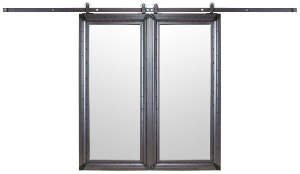 Mead Double Barn Door