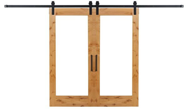 Pearce Double Barn Door