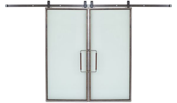 Powell Double Barn Door