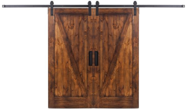 Z Double Barn Door