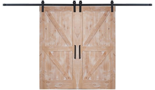 Dutch Z Double Barn Door