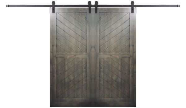 Horizon Double Barn Door