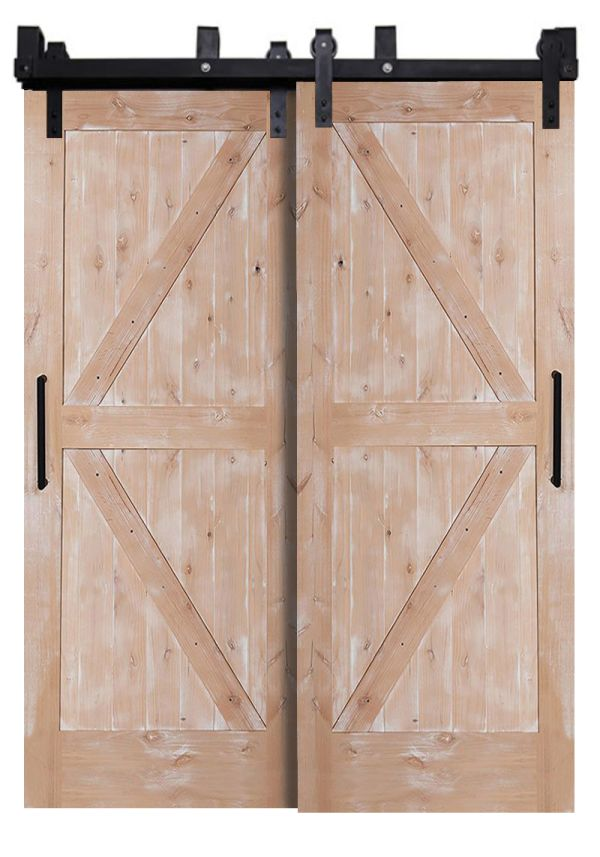 Stable Bypassing Barn Doors