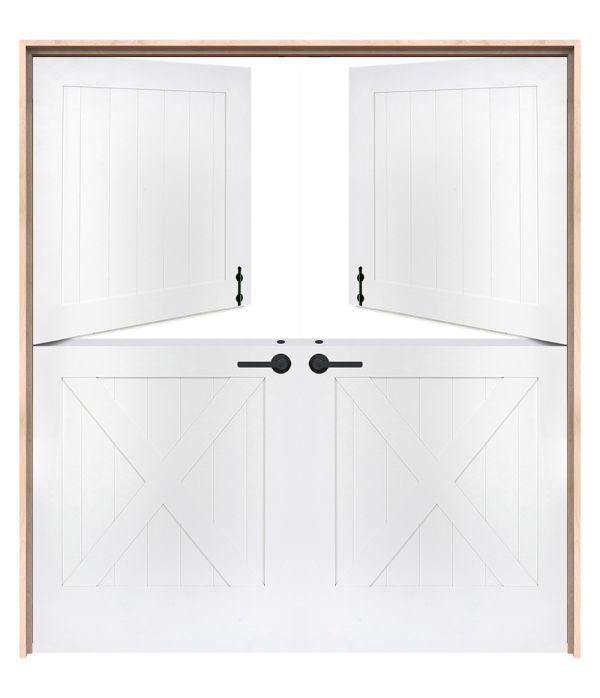 Bakery Double Dutch Doors