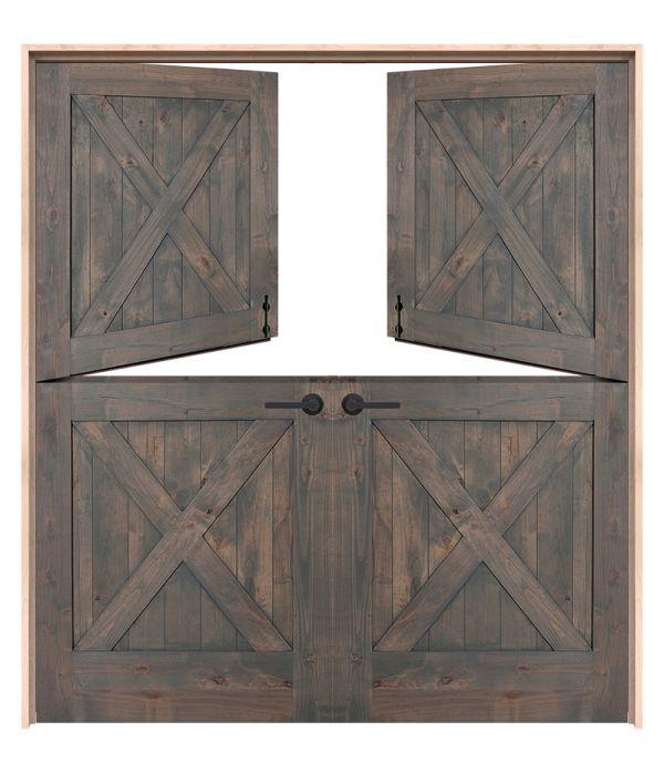 Barn Double Dutch Doors