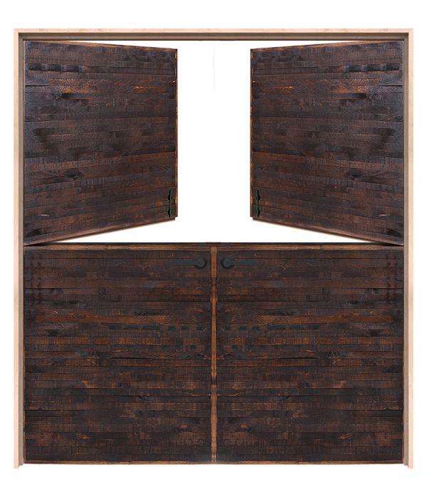 Bear Double Dutch Doors