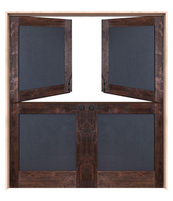 Schoolhouse Double Dutch Doors