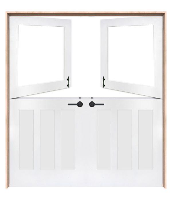Standard Double Dutch Doors