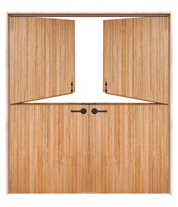 Valley Double Dutch Doors