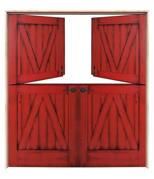Corral Double Dutch Doors
