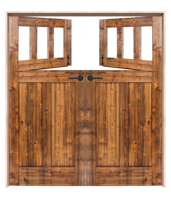 Washhouse Double Dutch Doors