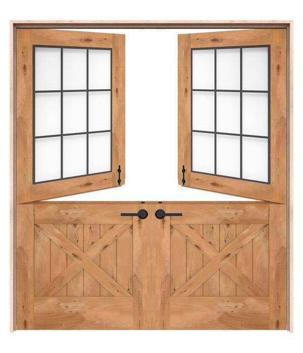 Farmhouse X Double Dutch Doors