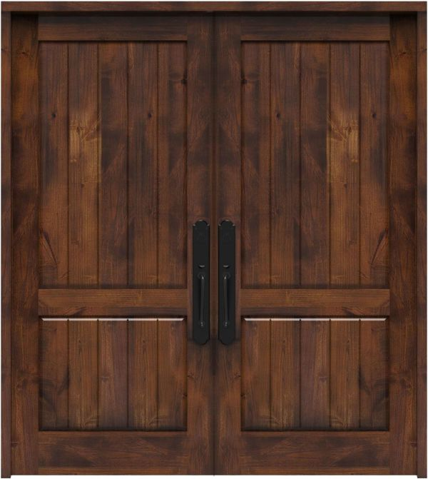 Altitude Double Front Door