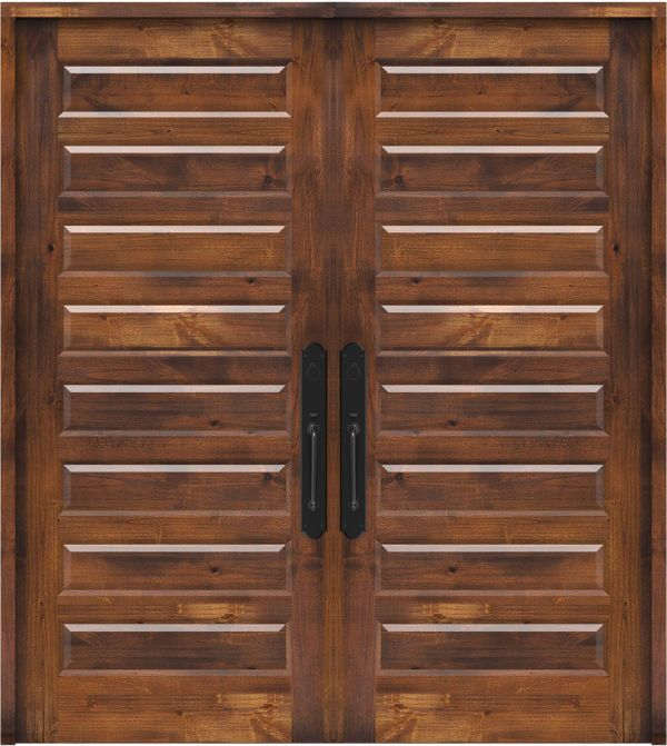 Regal Double Front Door