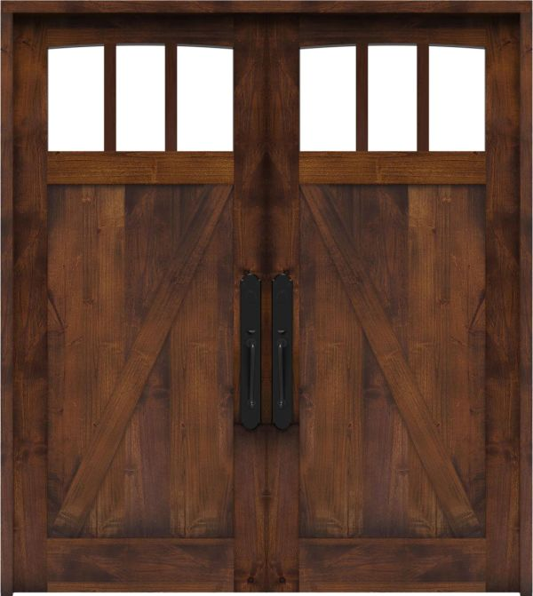 Rendevous Double Front Door