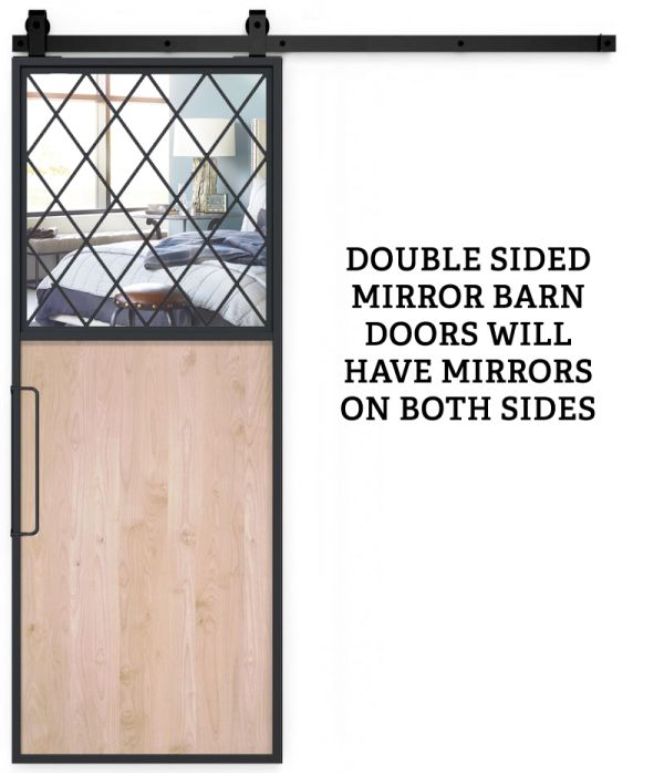 French Farm Double Mirror