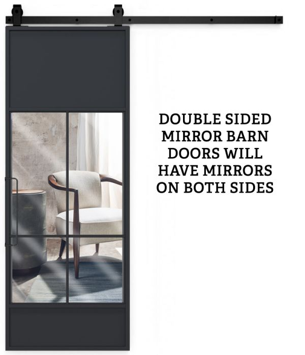 Name Sake Double Mirror