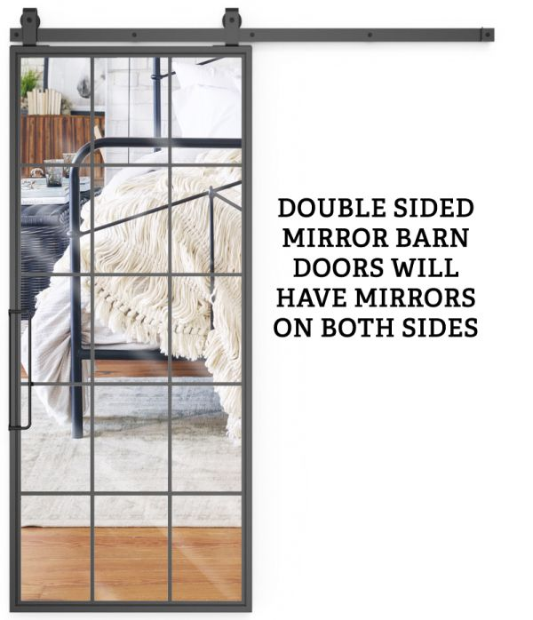 Mountain French Full Double Mirror