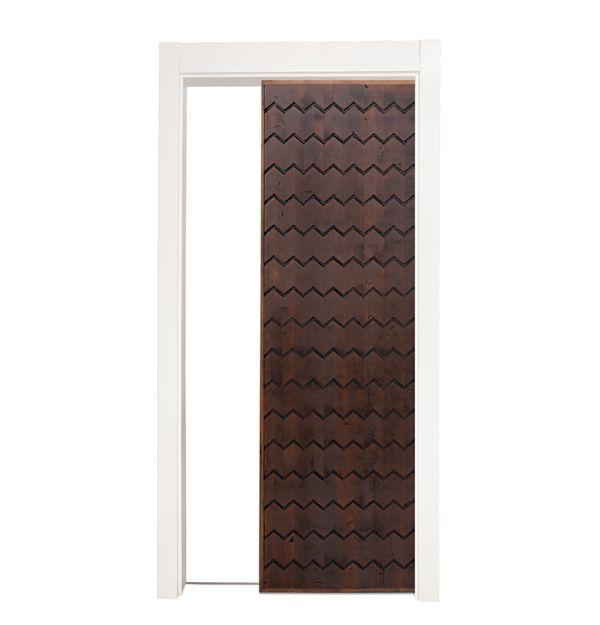 Alta Single Pocket Door