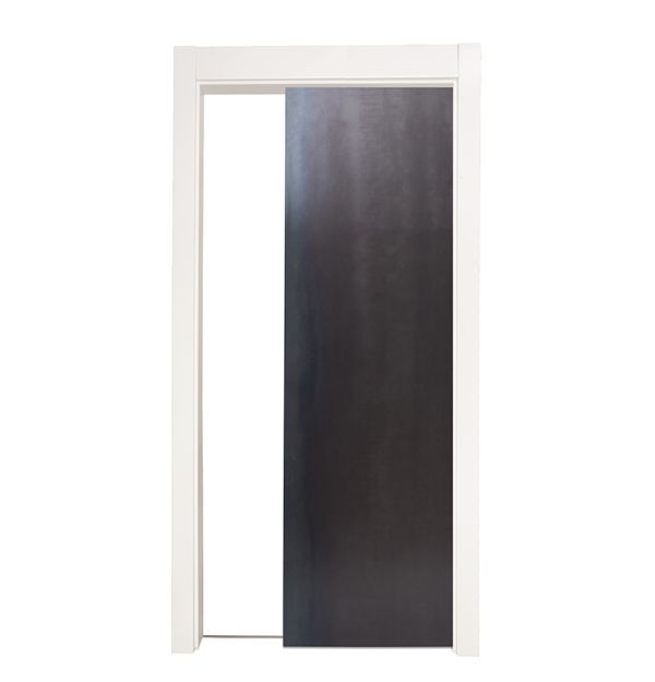 Industry Single Pocket Door