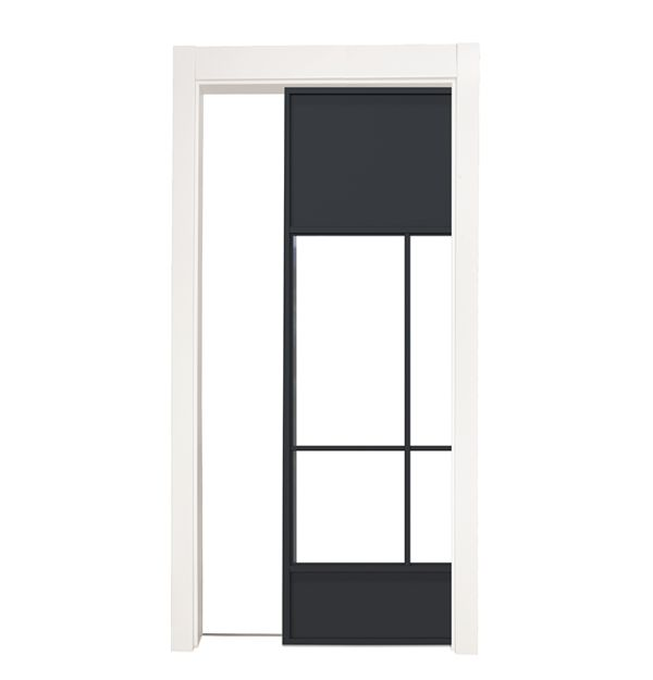 Name Sake Single Pocket Door