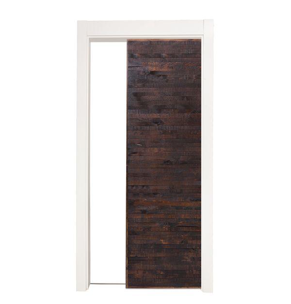 Rip Top Single Pocket Door