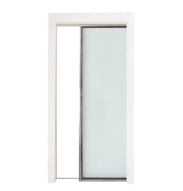Powell Single Pocket Door