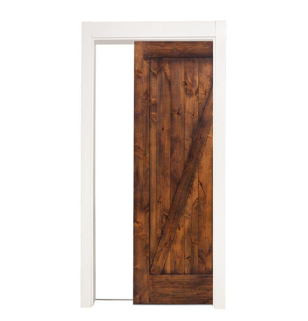 Z Single Pocket Door