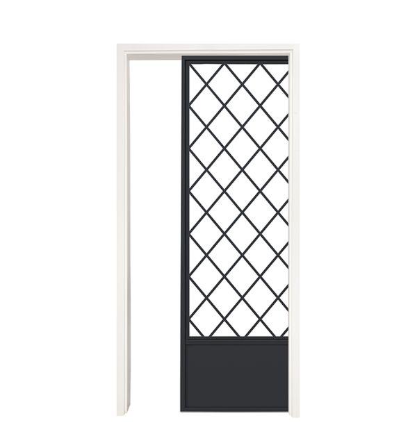 Tower Hill Single Pocket Door