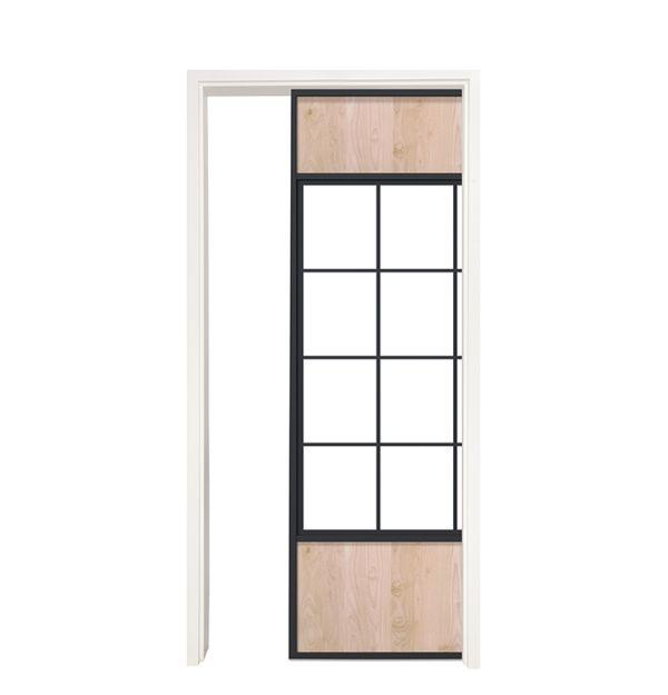 Orchard Single Pocket Door