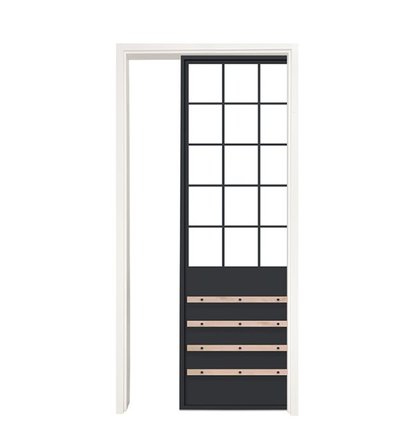 Homeland Single Pocket Door