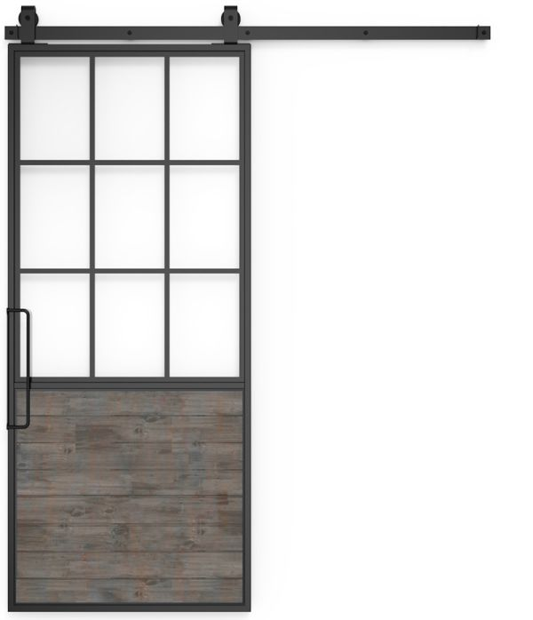 Retreat French Barn Door