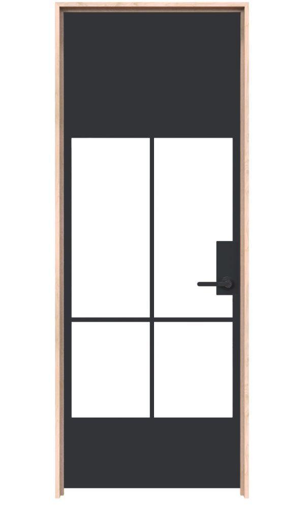 Crest Interior Door