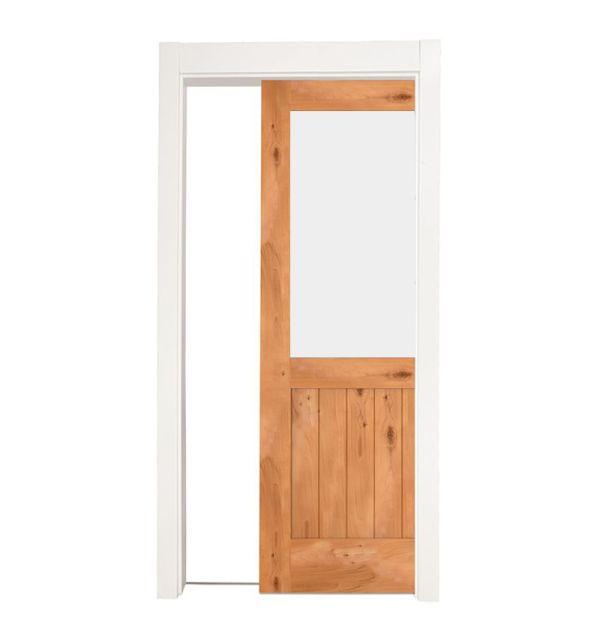 Riverside Single Pocket Door
