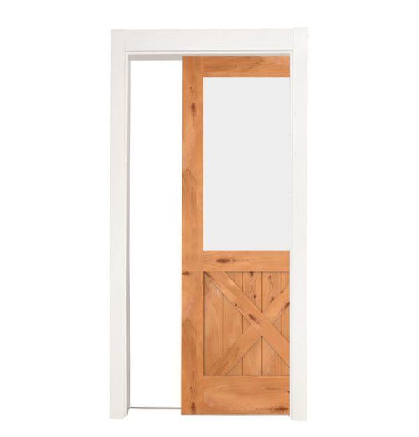 Backwoods Single Pocket Door