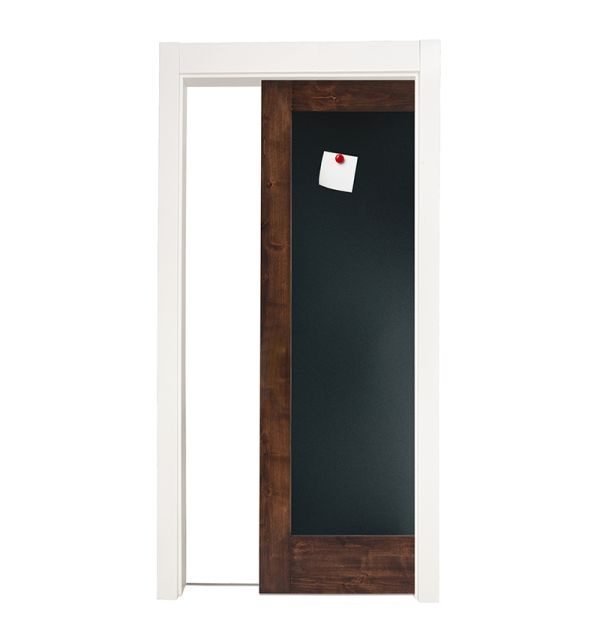 Smooth Operator Single Pocket Door