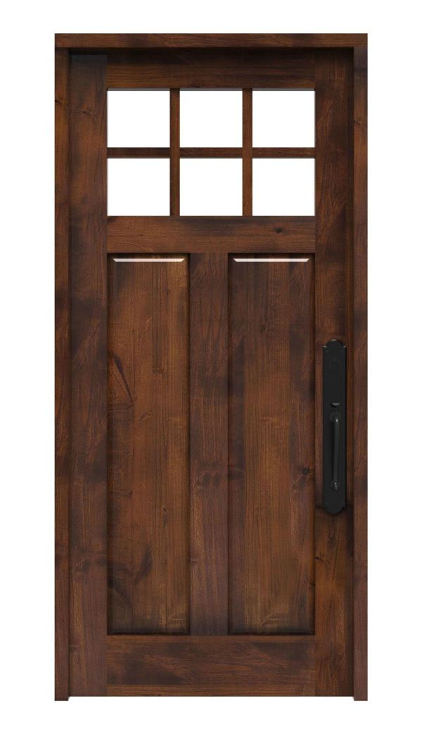 Maple Dale Front Door