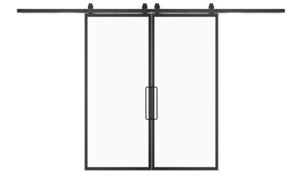 Suite Double Barn Door