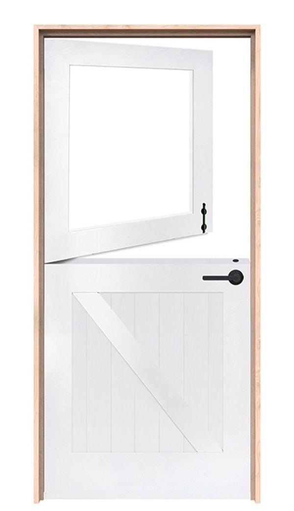 Riverbend Z Dutch Door