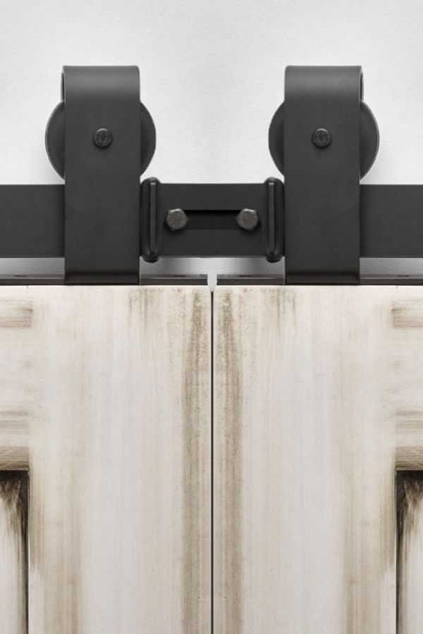 Buck For Double Doors - Same Day Ship Barn Door Hardware
