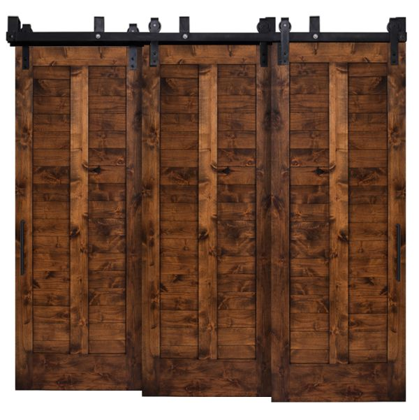 Heartland Triple Bypass Barn Doors